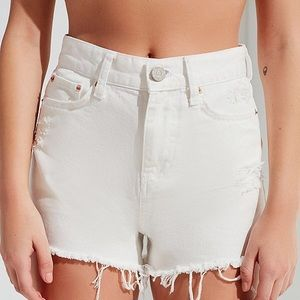 Urban Outfitters Distressed Denim Shorts